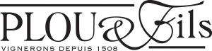 Das Bild zeigt das Logo von unserem Winzer- Plou & Fils - Crémant de Loire AOP