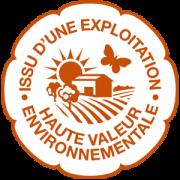 Das Bild zeigt eine Auszeichnung für eine nachhaltige Weinbau